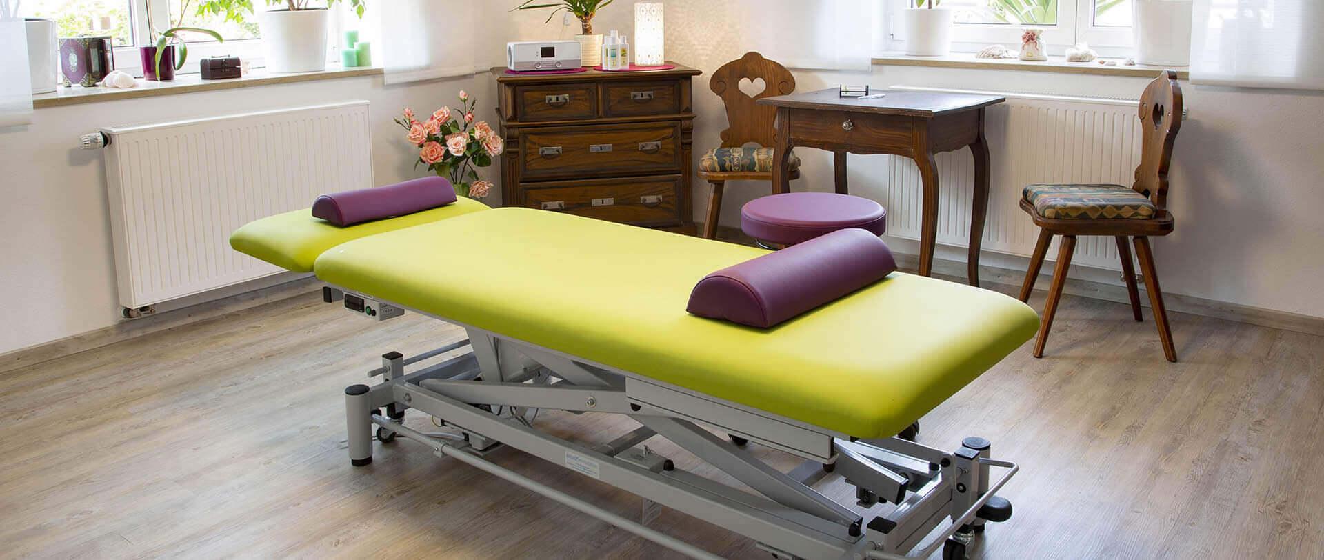 Physiotherapie Regina Hofstetter aus Donauwörth